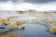 Boiling Mud Pits In Hverir, Iceland - AURF04886