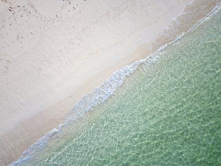 Indonesia, Bali, Aerial view of Karma beach - KNTF01607