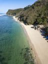 Indonesia, Bali, Aerial view of Melasti beach - KNTF01641
