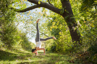Outdoor Yoga in Rhode Island - AURF05333