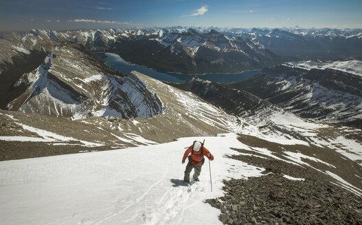 Scenes from Mount Aylmer, Banff National Park - AURF05567