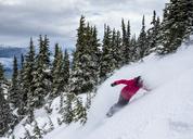 Snowboarding at Whistler Blackcomb - AURF05588
