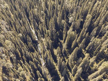 Finland, Kolari, Aerial view of Varkaankari - RSGF00008