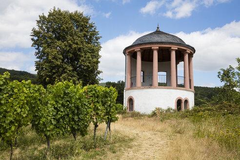 Germany, Rhineland-Palatinate, Neustadt an der Weinstrasse, Deidesheimer Temple - WIF03621