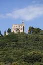 Germany, Rhineland-Palatinate, Neustadt an der Weinstrasse, Hambach, Hambach Castle - WI03624