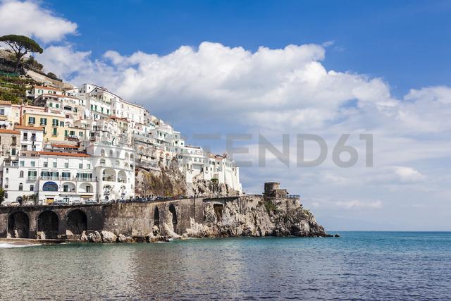 Italy, Campania, Amalfi coast, Amalfi - FLMF00074