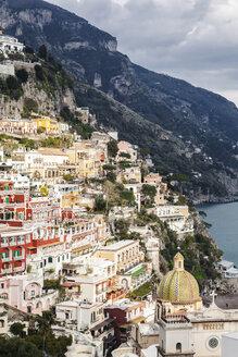 Italy, Campania, Amalfi coast, Positano - FLMF00083