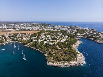 Spain, Balearic Islands, Mallorca, Region Cala d'Or, Coast of Porto Petro - AMF06000