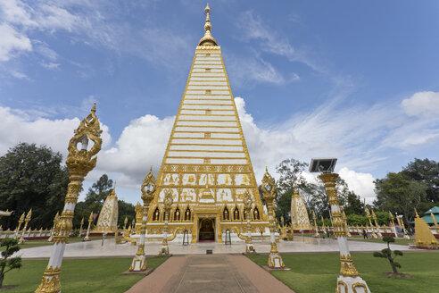 Thailand, Ubon Ratchathani, Wat Phra That Nong Bua - ZC00675