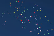 Colorful balloons in the sky - INGF00110