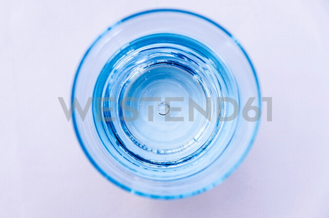 Still life shot of a glass of water - INGF00131