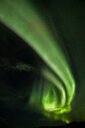 Beautiful view of the Aurora Borealis at night - INGF00454