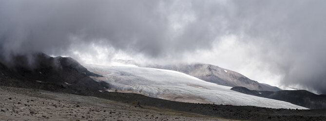 Russia, Upper Baksan Valley, Caucasus, Mount Elbrus - ALRF01330