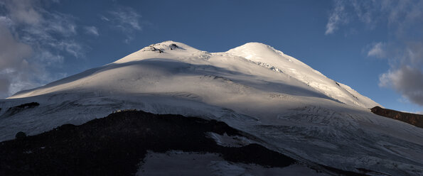 Russia, Upper Baksan Valley, Caucasus, Mount Elbrus - ALRF01339