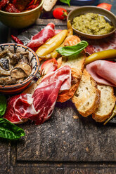 Italian specialties for antipasti - INGF01554