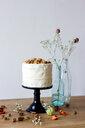 Walnut cake. - INGF01596