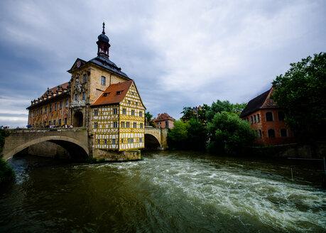 Bamberg city building - INGF02306