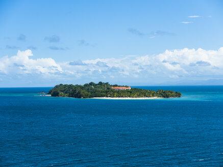Dominican Republic, Samana, Beach Cayo Levantado - AMF06086