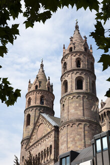 Germany, Rhineland-Palatinate, Worms, Cathedral of Saint Peter - WIF03651
