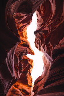 USA, Arizona, Lower Antelope Canyon - KKAF02575