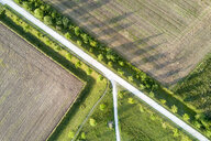 Farming landscape from above - INGF03173