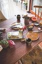 Breakfast table - INGF03323
