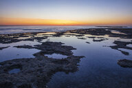 Africa, South Africa, Western Cape, Cape Town, coast at sunset - ZEF16039