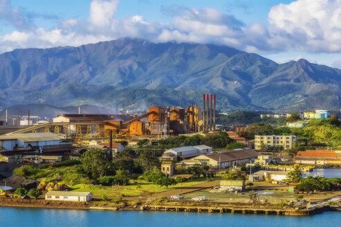 New Caledonia, Noumea, nickel industry - THAF02281