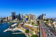 Australia, New South Wales, Sydney, cityview - THAF02292