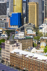 Australia, New South Wales, Sydney, cityview - THAF02295