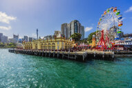 Australia, New South Wales, Sydney, Coney Island, Luna Park - THAF02298