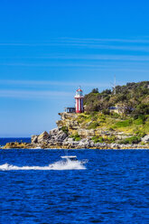 Australia, New South Wales, Sydney, Lighthouse - THAF02319