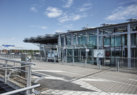 Germany, Cologne, exterior of airport - RHF02192