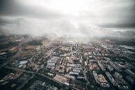 Spain, Aerial view of Madrid - OCMF00003