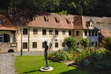 Germany, Bavaria, Augsburg, Lower Brunnenmeisterhaus, Swabian Craftsmen Museum - SIE08121
