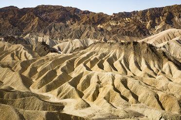 USA, Californien, Death Valley, Death Valley National Park, Zabriskie Point - FCF01519