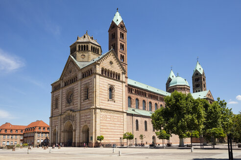 Germany, Rhineland-Palatinate, Speyer, Speyer Cathedral - WIF03659