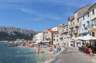 Croatia, Kvarner Gulf, Baska, beach - WW04429