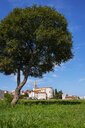 Croatia, Istria, Bale, Old town, Parish Church San Giuliano - WWF04465