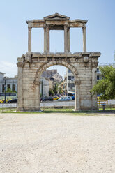Greece, Athens, Arch of Hadrian - MAMF00221