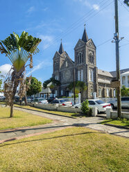 Caribbean, Lesser Antilles, Saint Kitts and Nevis, Basseterre, Church of the Immaculate Conception - AMF06206