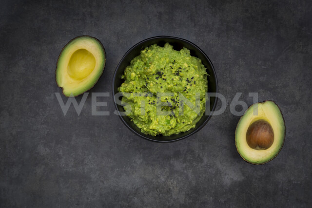 Guacamole with lime - LVF07554