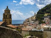 Italy, Campania, Amalfi Coast, Sorrento Peninsula, Amalfi, Cathedral of Sant'Andrea - AMF06257