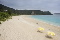 Japan, Okinawa Islands, Kerama Islands, Zamami Island, East China Sea, Furuzamami Beach - RUNF00260