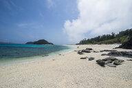 Japan, Okinawa Islands, Kerama Islands, Zamami Island, East China Sea, Furuzamami Beach - RUNF00266