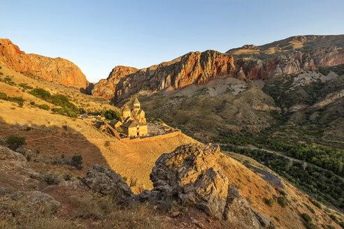 Armenia, Vayots Dzor Province, Amaghu Valley, Noravank, Noravank Monastery - FPF00219
