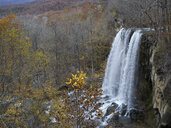 USA, Virginia, Falling Springs Waterfall - BCDF00361