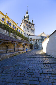 Rumania, Sighisoara, Sighisoara Clock Tower - KLR00766