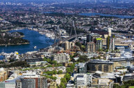Australia, New South Wales, Sydney, cityview - THAF02367