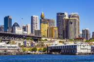 Australia, New South Wales, Sydney, cityview at Circular Quay - THAF02376